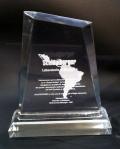 Premio de Acrilico Cristal